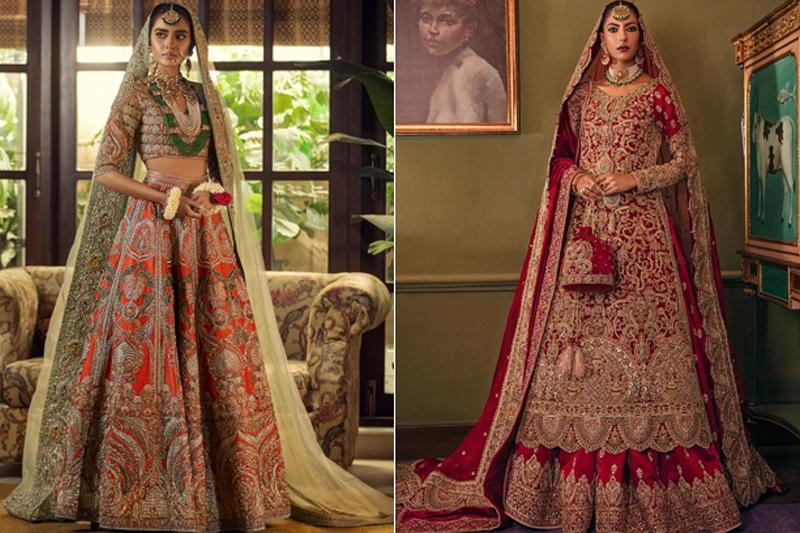 Top Pakistani Bridal Dress Designers